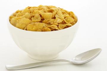 Você sabia que no cereal matinal há ferro?