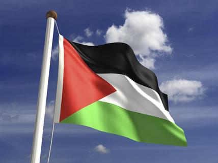 Os palestinos reivindicam a criação de um Estado próprio, além de lutarem pela reintegração de terras ocupadas por Israel