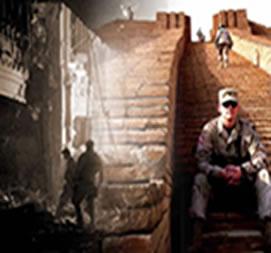 A presença de tropas no Iraque causou prejuízo para o conhecimento da Antiguidade Oriental.