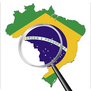 Graças à sua extensão territorial, o Brasil é um país de dimensões continentais.