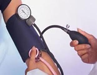 A figura mostra o esfigmomanômetro, aparelho utilizado para medir a pressão arterial.