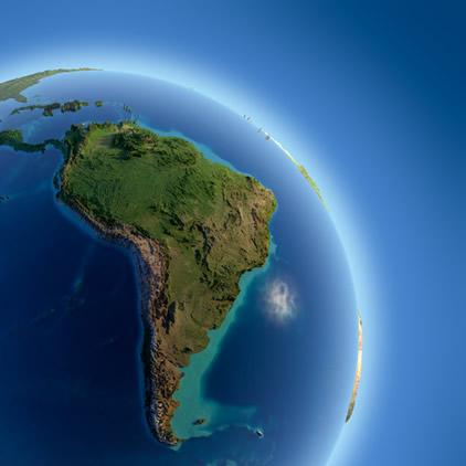 O Brasil não está isento de terremotos, mesmo com sua localização ao centro da placa sul-americana.
