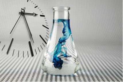 A velocidade das reações é diretamente proporcional à concentração dos reagentes
