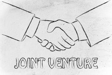 O conceito de joint venture associa-se à ideia de acordos econômicos