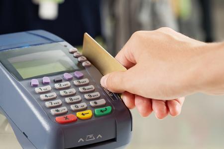 Ao realizar um compra o consumidor pode escolher pelo pagamento à vista ou parcelado