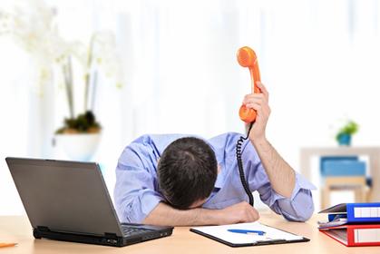 O estresse ocupacional não tratado pode gerar a síndrome de Burnout