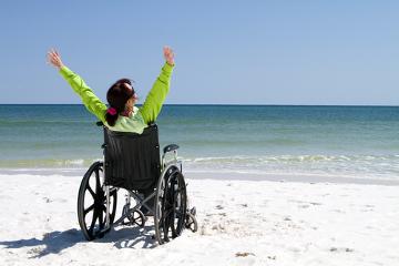 As deficiências não podem privar as pessoas de terem qualidade de vida