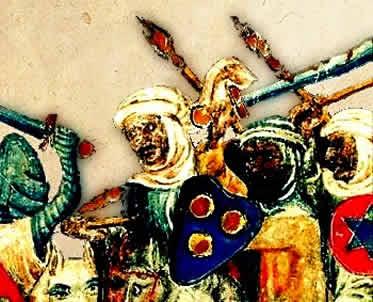 O soldado que participava voluntariamente da jihad tinha grande prestígio entre os muçulmanos.