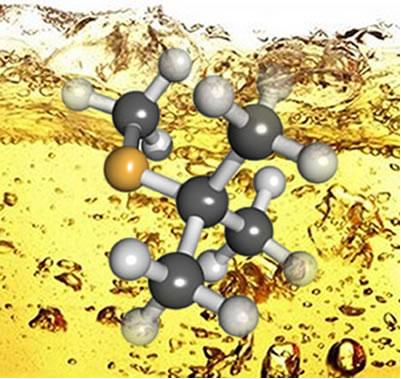 O antidetonante mais usado na gasolina brasileira é o MTBE, cuja estrutura está mostrada acima