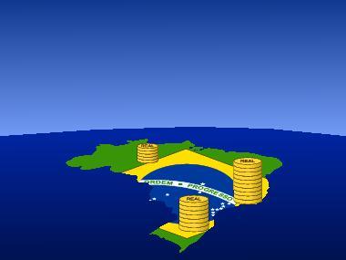 A distribuição do PIB pelo Brasil