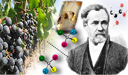 A história da isomeria óptica envolve grandes cientistas que estudaram a atividade óptica de várias moléculas, como Louis Pasteur