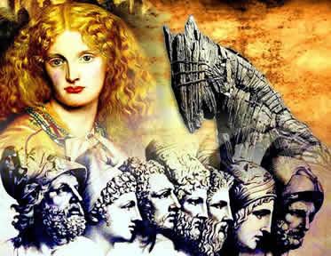 A lendária Guerra de Tróia contou com diversos personagens envolvidos em uma grande trama.