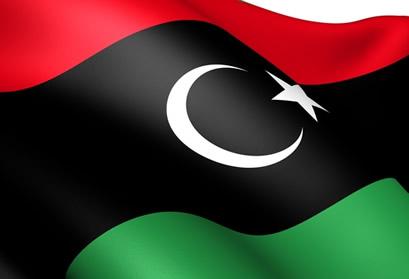 Bandeira da Líbia