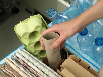 A separação do lixo é simples e pode ser feita em nossas casas