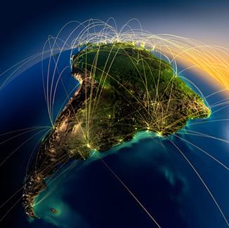 Tem crescido o número de empresas brasileiras atuando no mercado internacional.