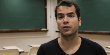 Artur Ávila é diretor de pesquisa no Inpa e na França