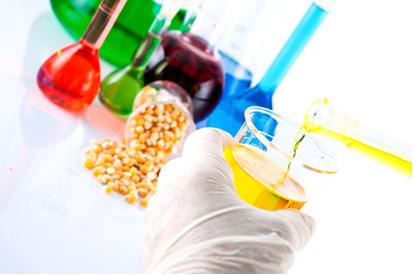 O biodiesel é obtido por meio de uma reação de transesterificação