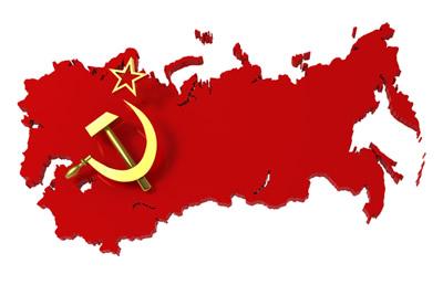 A União Soviética representou o único adversário ideológico, político e militar dos Estados Unidos