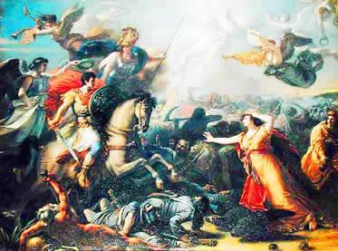 A Batalha de Marengo foi uma das mais surpreendentes vitórias do exército napoleônico.
