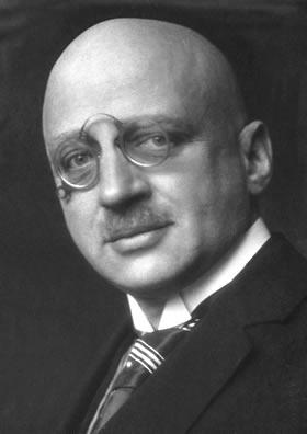 Fritz Haber (1868 – 1934)