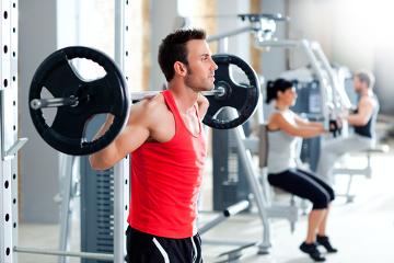 Exercícios intensos não são recomendados quando estamos gripados ou resfriados