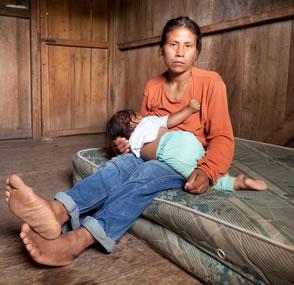 A apatia da mãe nos momentos da amamentação pode gerar problemas de relacionamento no futuro da criança