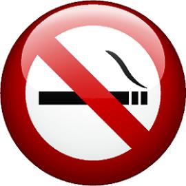O cigarro é responsável por 90% dos casos de câncer no pulmão