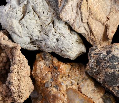 As rochas sedimentares possuem importantes funções econômicas