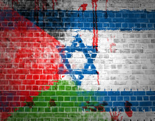 A Primeira Guerra Árabe-Israelense inaugurou os intensos conflitos no Oriente Médio na segunda metade do século XX, originado a Questão Palestina