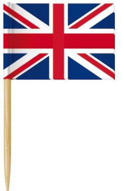 Bandeira que representa toda a Grã-Bretanha e todo o Reino Unido