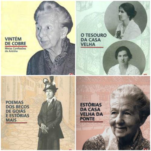 Cora Coralina nasceu na Cidade de Goiás, em 20 de agosto de 1889. Faleceu em Goiânia, aos 95 anos, no dia 10 de abril de 1985 *
