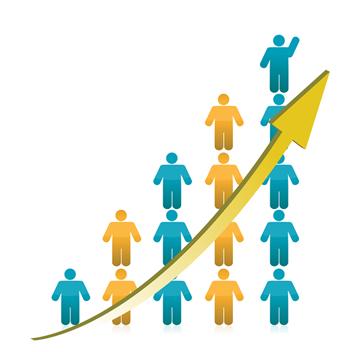 As estimativas são de que, em 2050, a população brasileira esteja em, aproximadamente, 260 milhões de pessoas.