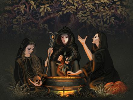 As bruxas foram e sempre serão um elo entre mito e razão ou ficção e realidade