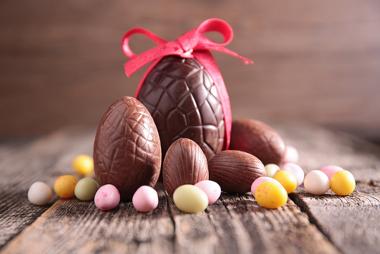 O ovo de Páscoa tornou-se, com o tempo, um dos principais símbolos da Páscoa