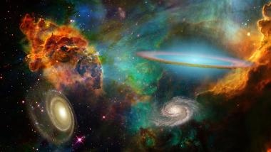 O calendário cósmico nos ajuda a entender a escala do tempo do universo
