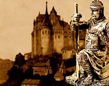 A Idade Média desenvolveu uma ampla série de tecnologias voltadas para o combate.