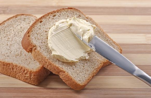 Margarina, um produto originado por reação de adição
