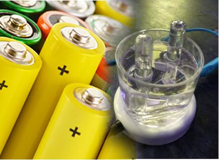 A eletroquímica estuda as relações existentes entre as reações químicas e a corrente elétrica