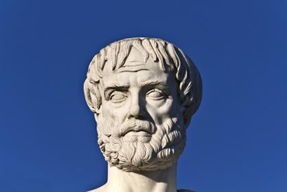 Segundo a lógica aristotélica, a ciência é o conhecimento que vai do gênero mais alto, mais universal, às espécies mais singulares