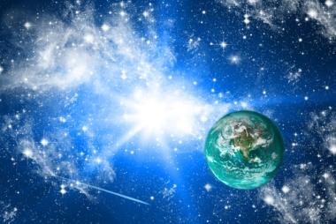 O Universo é extremamente grande em relação à Terra