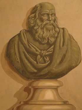 Os gêneros supremos e o entrelaçamento das ideias, são temas retratados no Sofista de Platão