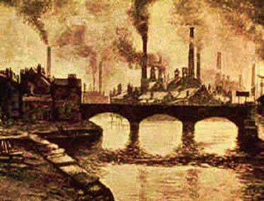Revolução Industrial: uma nova etapa na relação do homem com o mundo
