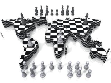 Durante a Guerra Fria, o pensamento estratégico fez parte do cotidiano das principais nações militarizadas do período