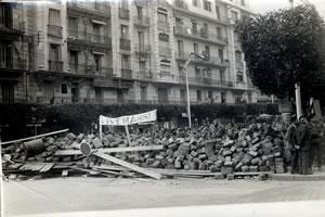 Ataques terroristas durante a Guerra da Argélia.