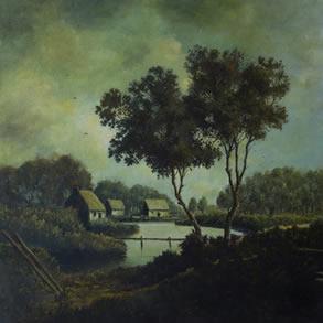 Classicismo X Romantismo: enquanto um priorizava a luz e as paisagens alegres, o outro buscava a paisagem sombria e melancólica