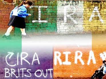O IRA ainda enfrenta a resistência de minorias dissidentes.