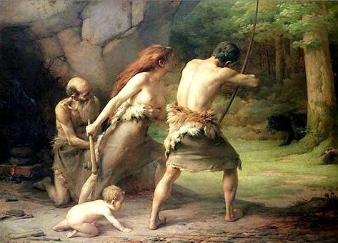 A mulher pré-histórica tinha atividades distintas daquelas que foram normalmente atribuídas a tal figura