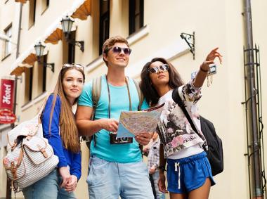 O turismo é uma importante prática econômica