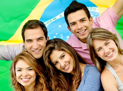 O Brasil é um país que possui uma rica diversidade cultural entre seus habitantes.