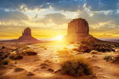 Os desertos apresentam condições desfavoráveis à manutenção da vida